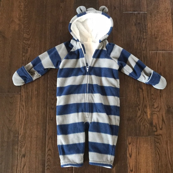 989bcd936 Old Navy Jackets & Coats | 1218 Month Baby Bunting Suit Euc With ...